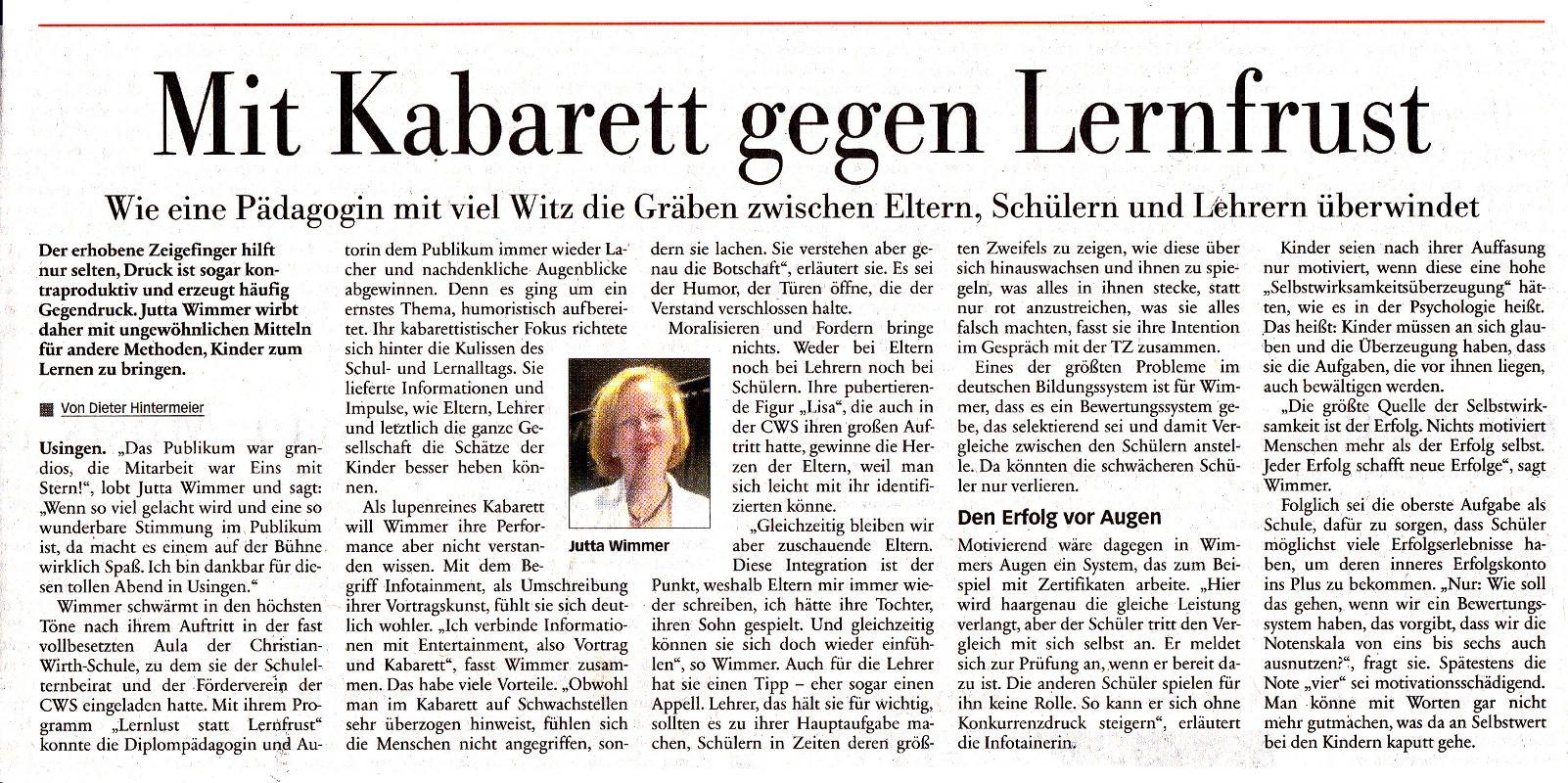 2014-10-10 Taunuszeitung