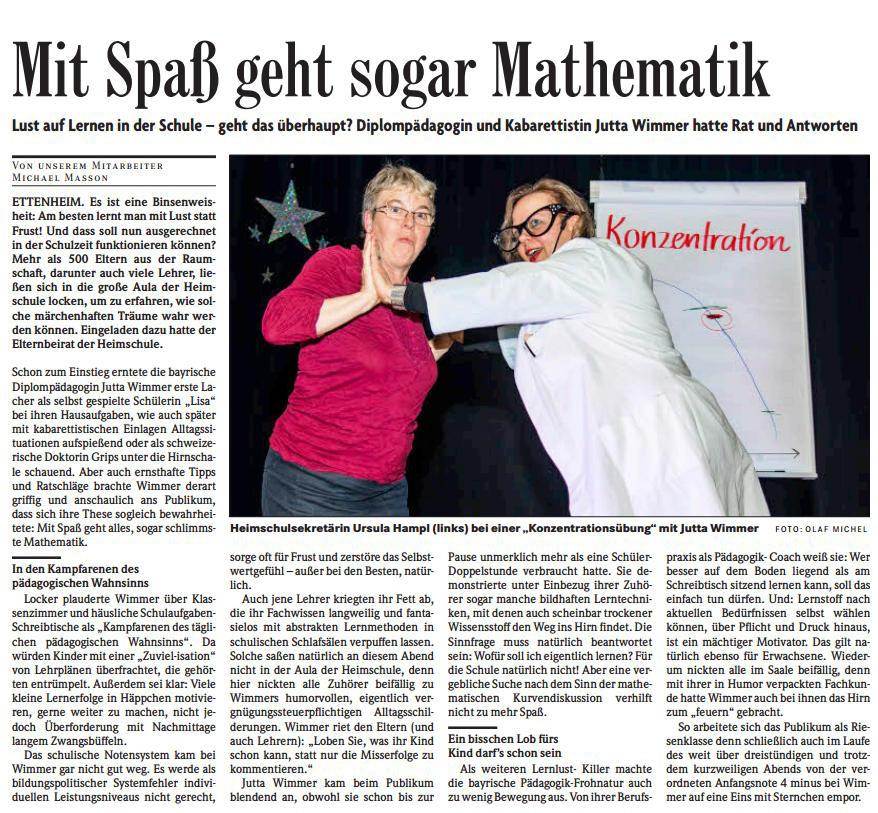 2015-03-14 Badische Zeitung